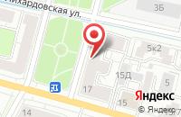 Схема проезда до компании Левмеро в Петродворце