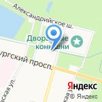 ТСЖ А-5 на карте Санкт-Петербурга
