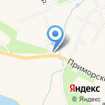 Почтовое отделение №197739 на карте Санкт-Петербурга