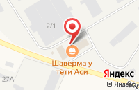 Схема проезда до компании Ред в Разбегаево