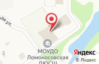 Схема проезда до компании Дом культуры в Разбегаево
