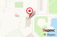 Схема проезда до компании Полушка в Разбегаево