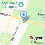 Средняя общеобразовательная школа №542 на карте Санкт-Петербурга