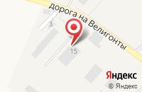 Схема проезда до компании МетРамб в Разбегаево