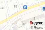 Схема проезда до компании Магазин мяса в Новом Учхозе