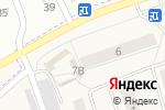Схема проезда до компании Магазин хлебобулочных изделий в Новом Учхозе