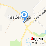 SPACE MOTO на карте Санкт-Петербурга