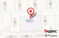 Схема проезда до компании Детский сад №18 в Яльгелево