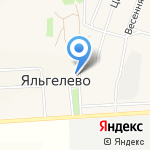 Культурно-спортивный центр на карте Санкт-Петербурга
