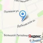 Форсаж 3S на карте Санкт-Петербурга