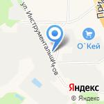 Траффик на карте Санкт-Петербурга