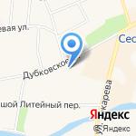 Агентство занятости населения Курортного района на карте Санкт-Петербурга