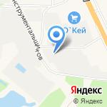 Производственно-эксплуатационное управление №4 на карте Санкт-Петербурга