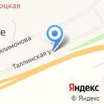 Викант на карте Санкт-Петербурга
