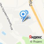 ВИМОС на карте Санкт-Петербурга
