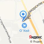 Магазин автоэмалей на карте Санкт-Петербурга