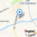 Faberlic на карте Санкт-Петербурга