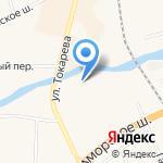 Многофункциональный центр предоставления государственных услуг Курортного района на карте Санкт-Петербурга