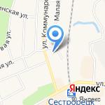 Revolution на карте Санкт-Петербурга