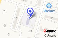 Схема проезда до компании МДОУ ДЕТСКИЙ САД № 8 в Дно