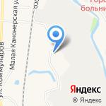 Морской Конек на карте Санкт-Петербурга