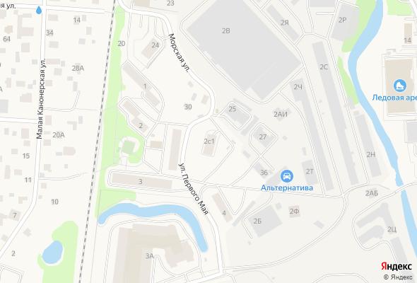 жилой комплекс Морской конек