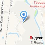 Курортэнерго на карте Санкт-Петербурга