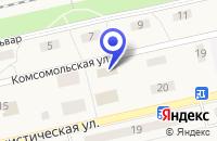 Схема проезда до компании СТРОИТЕЛЬНАЯ ФИРМА СТРОИТЕЛЬ в Дно
