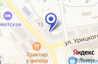Схема проезда до компании САЛОН КРАСОТЫ КАПРИЗ в Дно