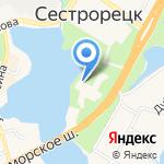 Центр образования №669 на карте Санкт-Петербурга