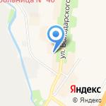 Магазин меда и фитопродукции на карте Санкт-Петербурга