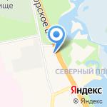 ДОХОДЪ на карте Санкт-Петербурга