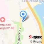 Связной на карте Санкт-Петербурга