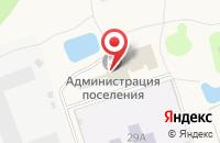 Схема проезда до компании Мировые судьи Ломоносовского района в Горбунках