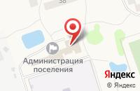 Схема проезда до компании Администрация Горбунковского сельского поселения в Горбунках