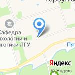 Интекс на карте Санкт-Петербурга