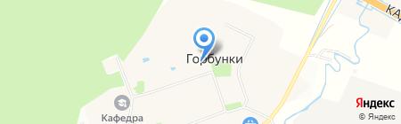 Средняя общеобразовательная школа №3 на карте Горбунков