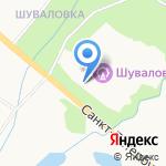 ГринЛаб на карте Санкт-Петербурга