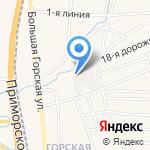 АЛЕКС-СЕРВИС на карте Санкт-Петербурга
