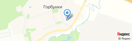 ДИКСИ на карте Горбунков