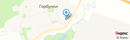 Магазин оптики на карте Горбунков
