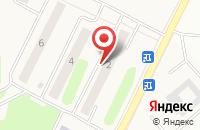 Схема проезда до компании Северо-Западный банк Сбербанка России в Горбунках