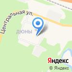 Муниципальное образование пос. Белоостров на карте Санкт-Петербурга