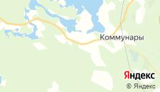 Отели города Кротово на карте