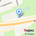 Легион Авто на карте Санкт-Петербурга