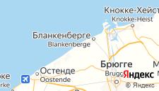 Отели города Вендуйне на карте