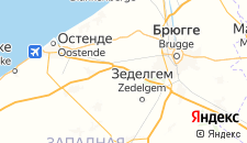 Отели города Яббеке на карте
