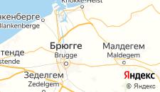 Отели города Дамме на карте