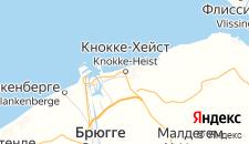 Хостелы города Кнокке-Хейст на карте