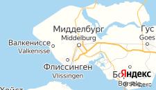 Отели города Мидделбург на карте